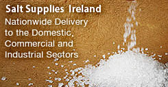 Salt Supplies Irl. Salt Supplies Irl are importers, stockists and distributors of salt products throughout Ireland.